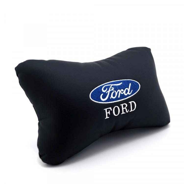 Купить подушка с логотипом Форд в Москве, продажа в интернет-магазине